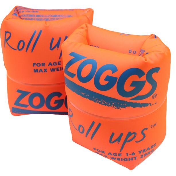 Zoggs Roll Ups Kinder orange