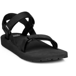 SOURCE Classic Sandalen Damen black black