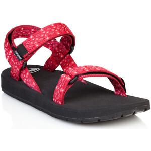 SOURCE Classic Sandalen Damen rot rot