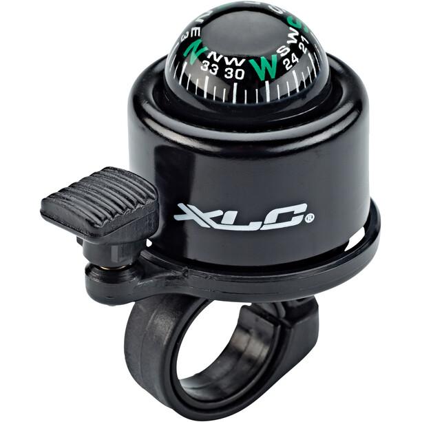 Xlc Miniglocke Mit Kompass Dd M23 Online Kaufen Fahrrad De