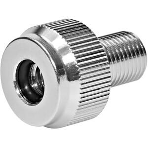 XLC Valve Adaptor Schrader to Dunlop/Presta valve