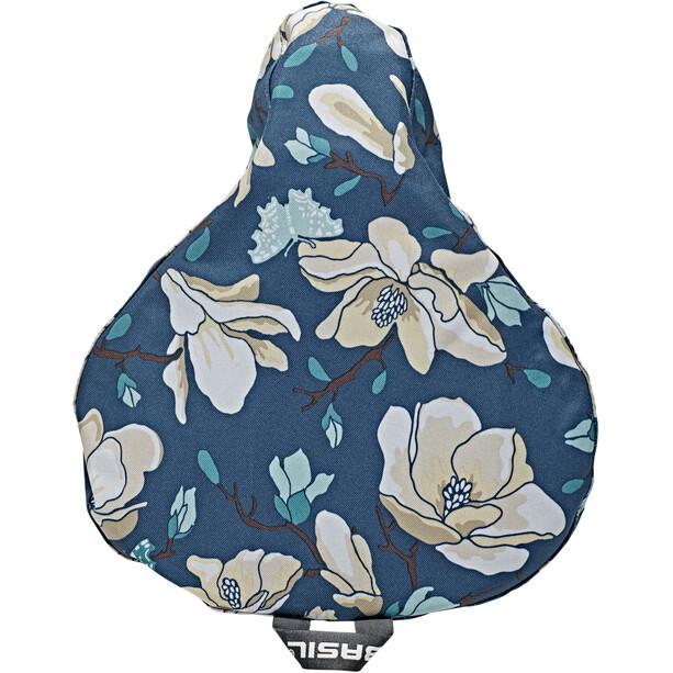 Basil Magnolia Housse de selle, Multicolore/bleu