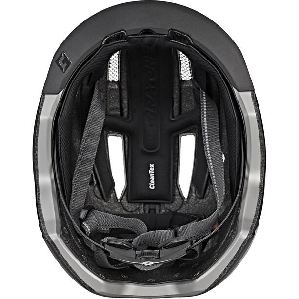 Cratoni C-Pure Fahrradhelm schwarz