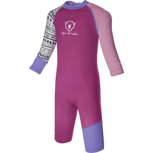 Isbjörn Sun Jumpsuit Barn pink/flerfärgad