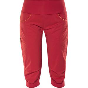 Ocun Noya Shorts Damen red/yellow red/yellow