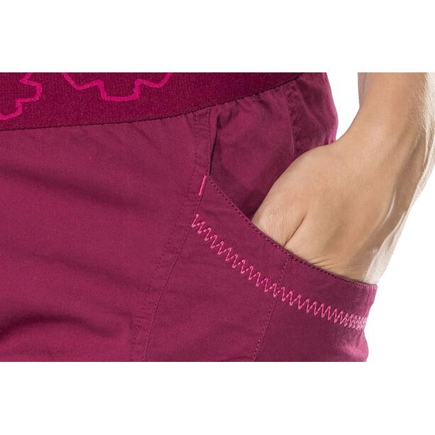 Ocun Pantera Shorts Damen beet red