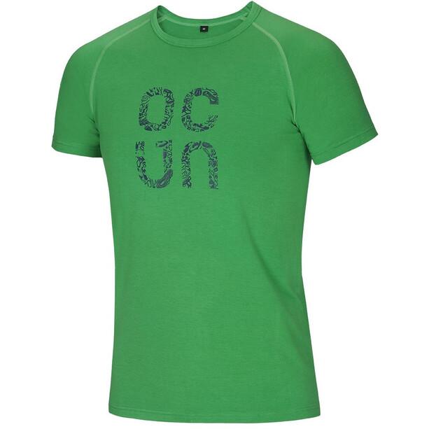 Ocun Bamboo Gear T-Shirt Herren spring green