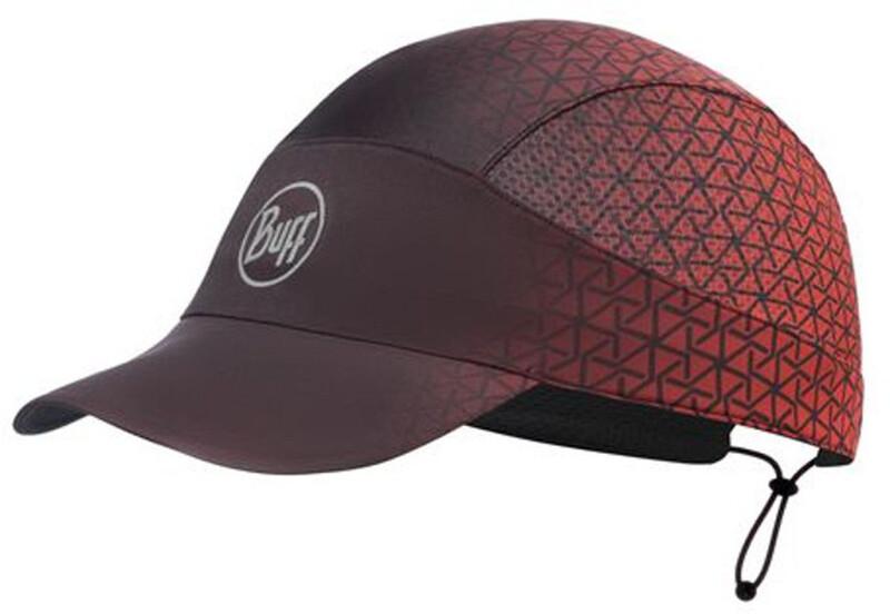 Pack Run Cap R-Equilateral red 2018 Kopfbedeckungen