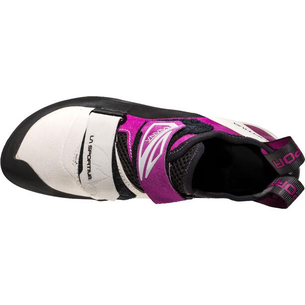 La Sportiva Katana Kiipeilykengät Naiset, white/purple