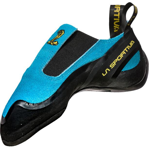 La Sportiva Cobra Kletterschuhe Herren blue