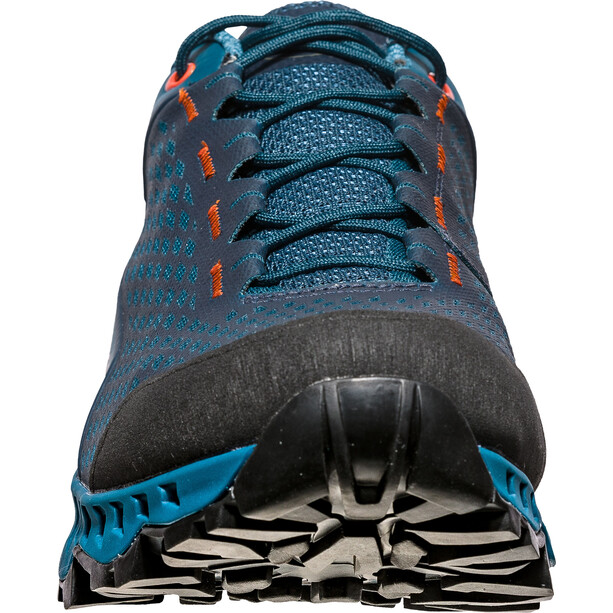 La Sportiva Spire GTX Surround Schuhe Herren ocean/tangerine