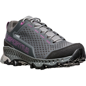 La Sportiva Spire GTX Surround Schuhe Damen carbon/purple carbon/purple