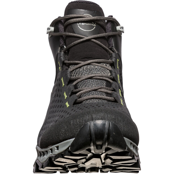 La Sportiva Stream GTX Schuhe Herren carbon/apple green