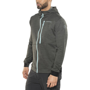 La Sportiva Training Day Hoodie Herren black black