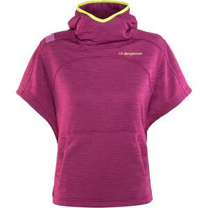 La Sportiva Punch-It Poncho Naiset, plum/purple plum/purple