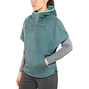La Sportiva Punch-It Poncho Damen slate slate