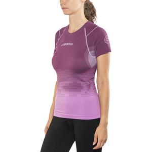 La Sportiva Medea T-Shirt Damen purple/plum purple/plum