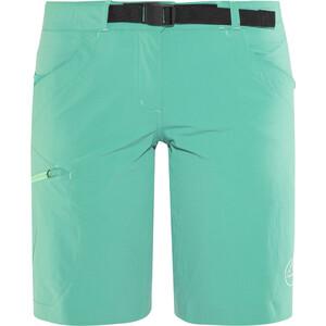 La Sportiva Acme Bermuda Shorts Damen emerald emerald