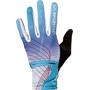 La Sportiva Trail Handschuhe Damen malibu blue/berry