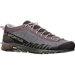 La Sportiva TX2 Shoes Herr carbon/tangerine carbon/tangerine