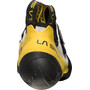 La Sportiva Solution Climbing Shoes Herr white/yellow
