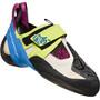 La Sportiva Skwama Climbing Shoes Dam grön/blå