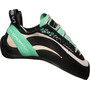 La Sportiva Miura Climbing Shoes Dam white/jade green