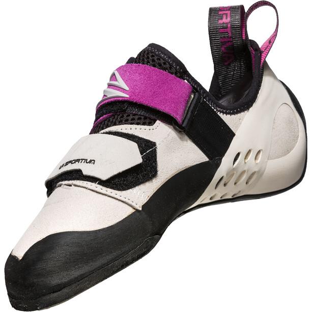 La Sportiva Katana Climbing Shoes Dam white/purple