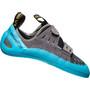 La Sportiva Geckogym Climbing Shoes Herr carbon/tropic blue
