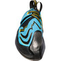 La Sportiva Futura Climbing Shoes Herr blue/yellow