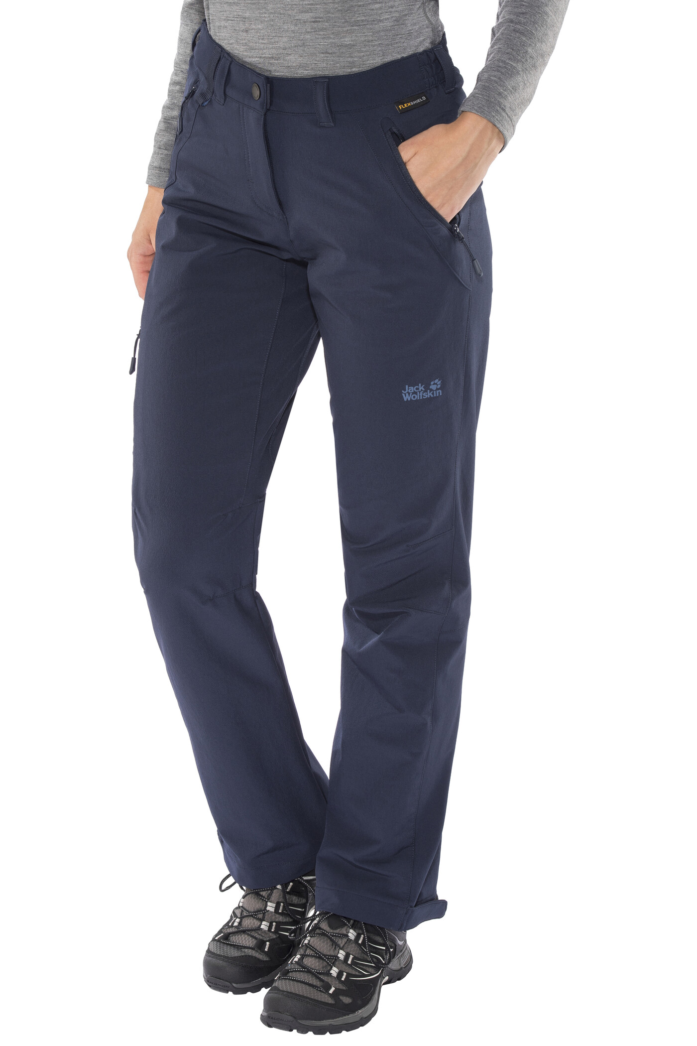 Jack Wolfskin Activate XT Hose Damen midnight blue