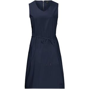 Jack Wolfskin Tioga Road Dress Damen midnight blue midnight blue