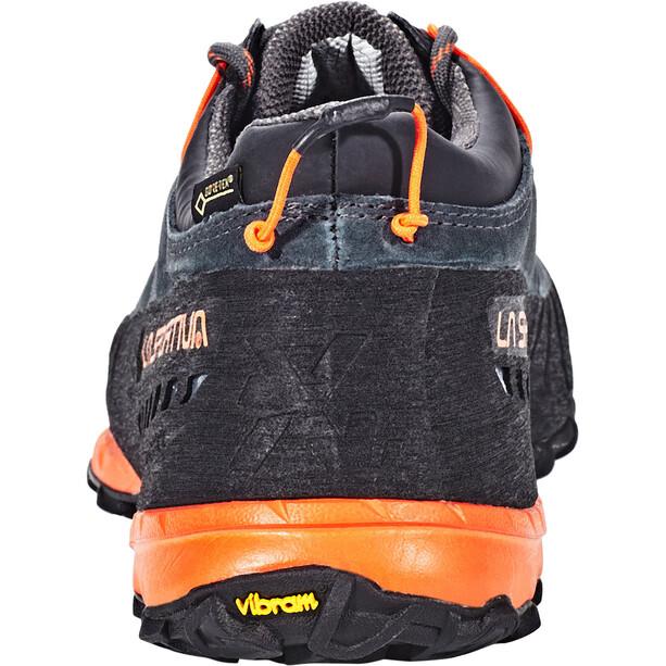 La Sportiva TX4 GTX Shoes Herr carbon/flame