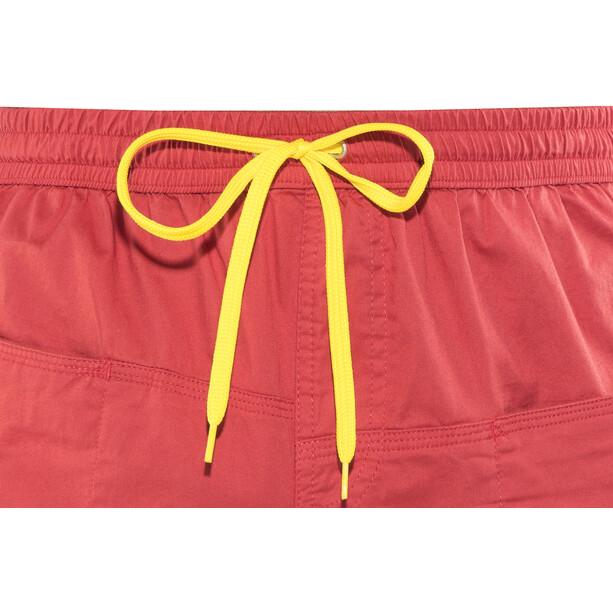 La Sportiva Levanto Shorts Herr cardinal red