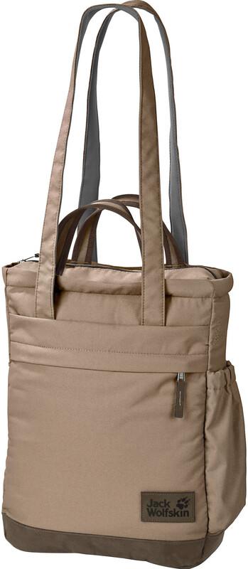 Jack Wolfskin Piccadilly Tote Bag beige Umhängetaschen 2004003-5020