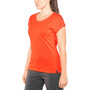 La Sportiva Chimney T-shirt Dam lily orange