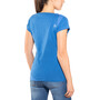 La Sportiva Chimney T-shirt Dam marine blue/cobalt blue