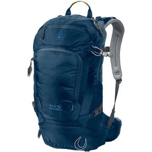 Jack Wolfskin Satellite 24 Daypack poseidon blue poseidon blue