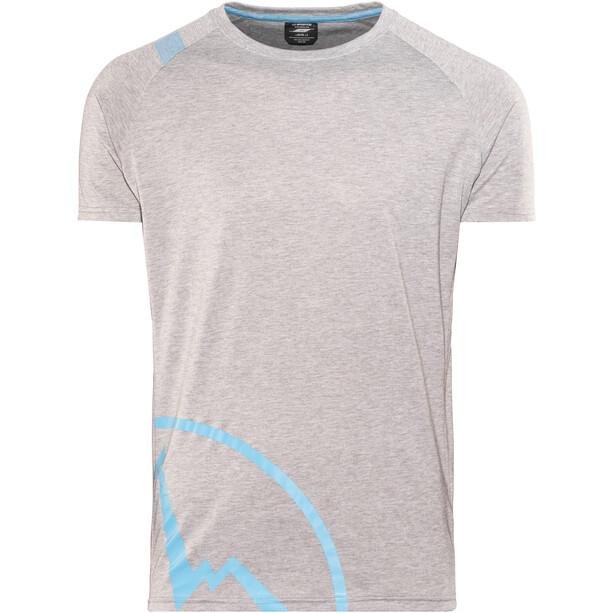La Sportiva Santiago T-shirt Herr falcon brown