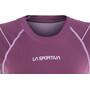 La Sportiva Medea T-shirt Dam purple/plum