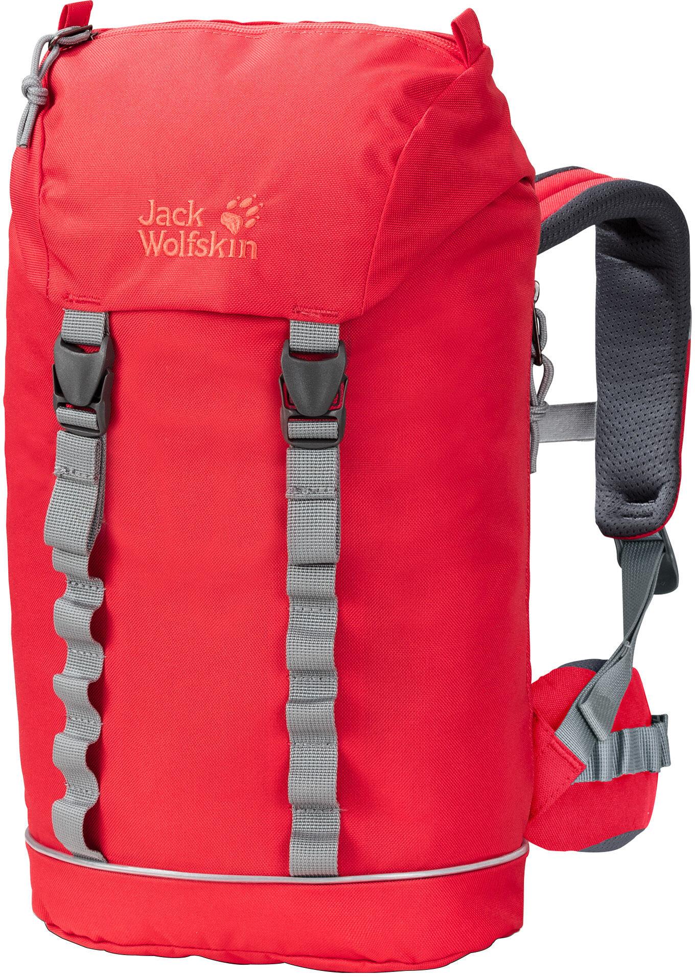 jack wolfskin jungle gym pack kids tulip red online kaufen. Black Bedroom Furniture Sets. Home Design Ideas