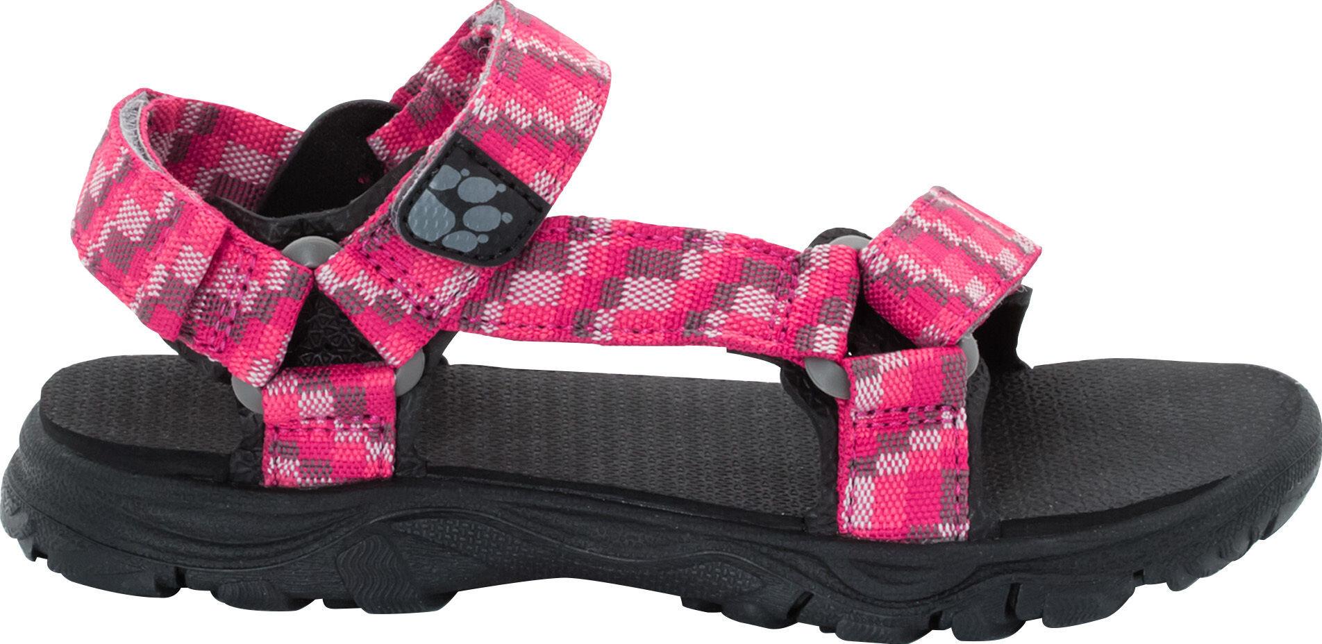 Jack Wolfskin Seven Seas 2 Sandalen Mädchen tropic pink