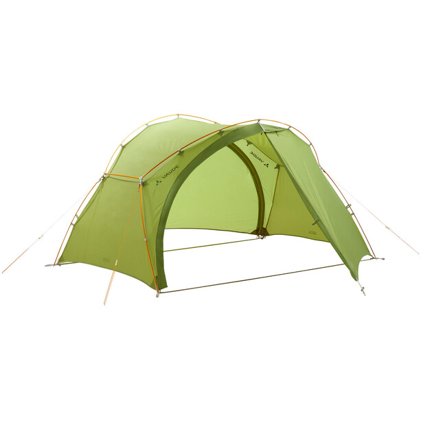 VAUDE Low Chapel L 2P Zelt avocado