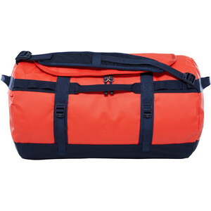 The North Face Base Camp Duffel S poinciana orange/urban navy poinciana orange/urban navy