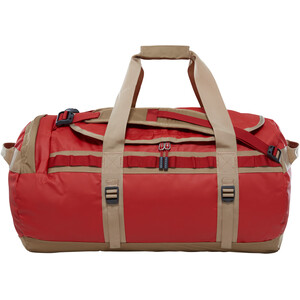 The North Face Base Camp Duffel M bossa nova red/kelp tan bossa nova red/kelp tan