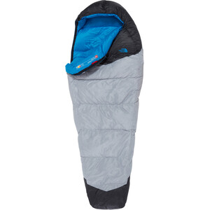 The North Face Blue Kazoo Sleeping Bag Regular high rise grey/hyper blue high rise grey/hyper blue