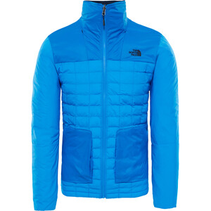 The North Face ThermoBall Full Zip In Jacket Herr bomber blue bomber blue