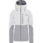 The North Face Apex Flex GTX 2.0 Jacket Dam tnf white/mid grey