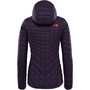 The North Face ThermoBall Hoodie Dam galaxy purple