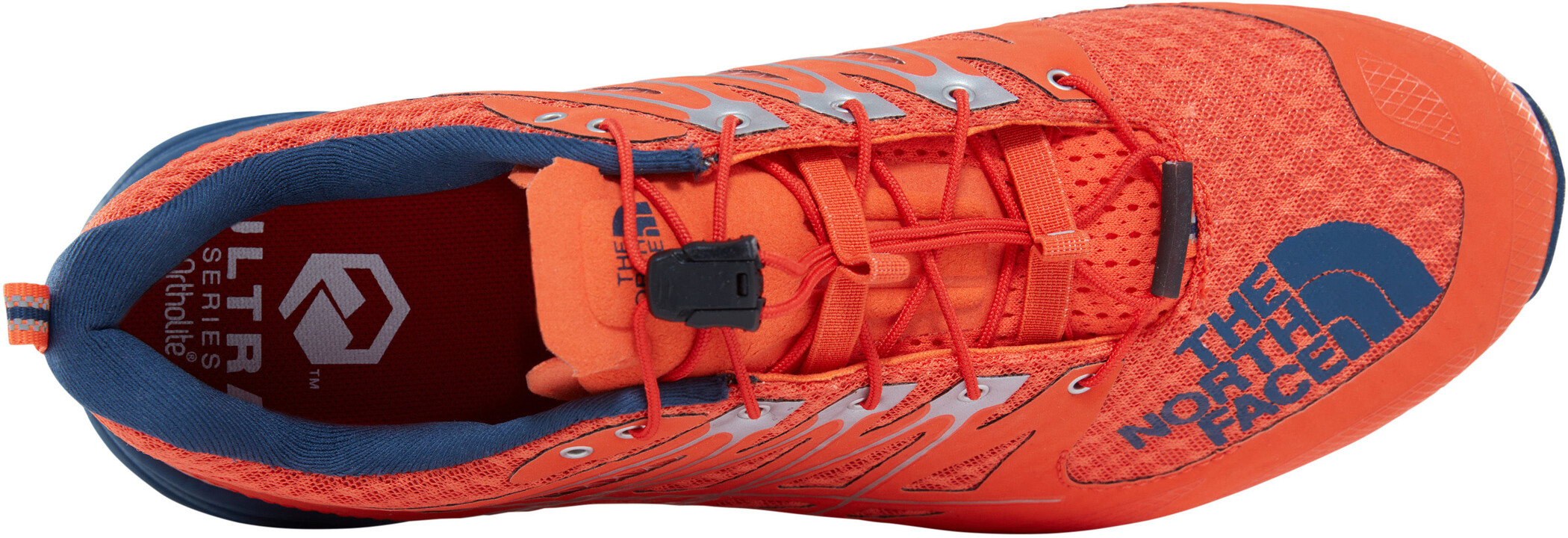 The North Face Ultra MT II Shoes Herr scarlet ibisshady blue